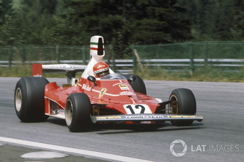 1975, Ferrari 312T