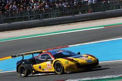 #66 JMW Motorsport, Ferrari F458 Italia: Роберт Смит, Джоди Фаннен, Джеймс Дэйсон