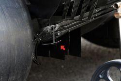Renault Sport F1 Team RS17 difusor