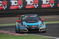 Giacomo Altoè, Honda Civic TCR, Target Competition