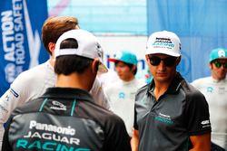 Mitch Evans, Jaguar Racing, Nelson Piquet Jr., Jaguar Racing