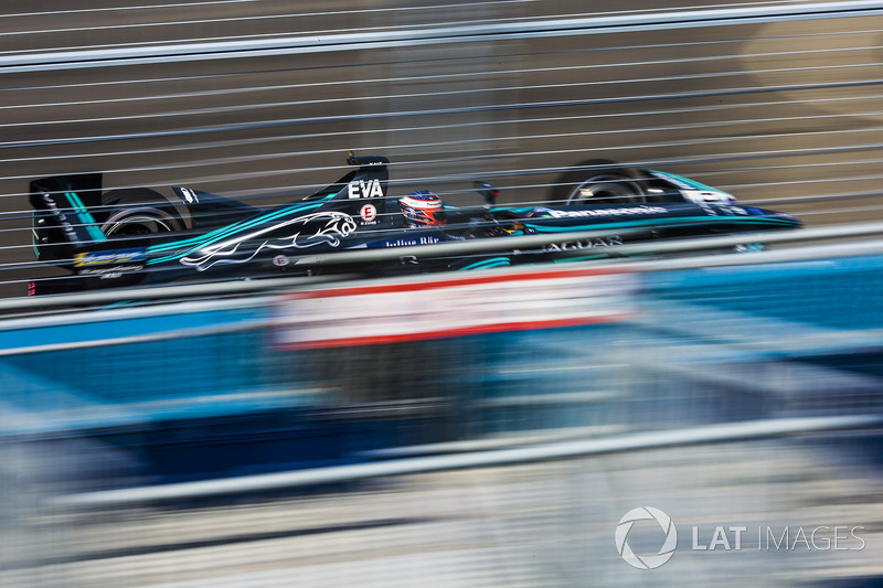 Mitch Evans, Jaguar Racing