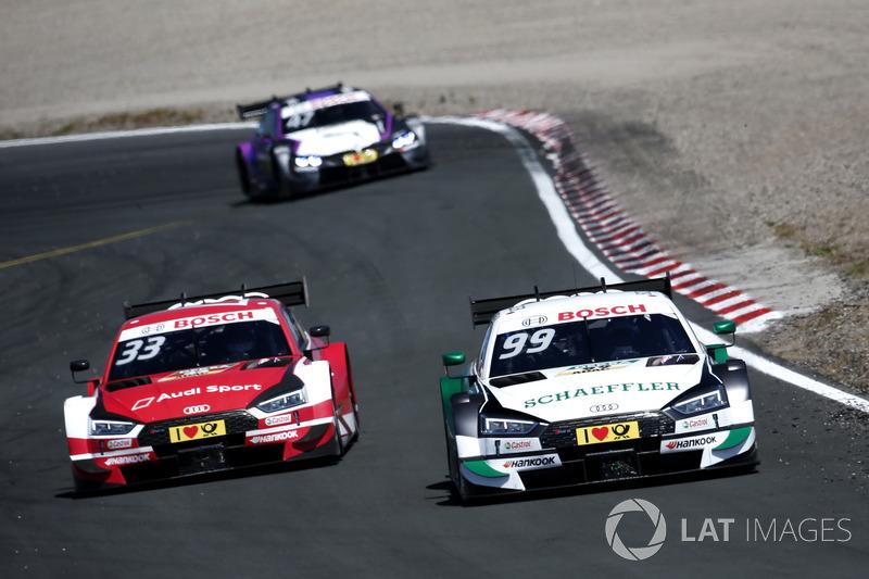 Майк Роккенфеллер, Audi Sport Team Phoenix, Audi RS 5 DTM, Рене Раст, Audi Sport Team Rosberg, Audi RS 5 DTM