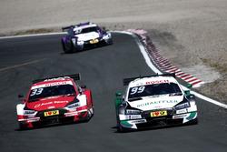 Mike Rockenfeller, Audi Sport Team Phoenix, Audi RS 5 DTM, René Rast, Audi Sport Team Rosberg, Audi RS 5 DTM