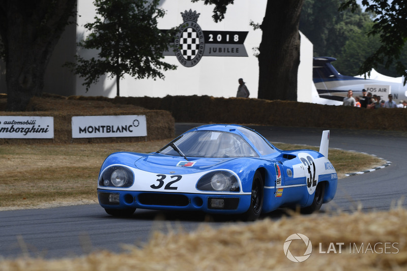 Matra MS640 Rob Hall