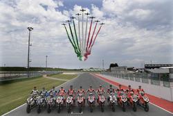 Pilotos Ducati
