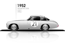 1952 Mercedes Benz 300SL