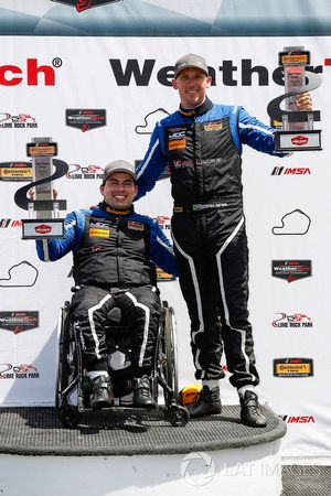 #54 JDC-Miller MotorSports, Audi RS3 LMS TCR, TCR: Michael Johnson, Stephen Simpson, TCR Race Winner