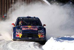 Кими Райкконен и Кай Линдстрём, Citroen C3 WRC