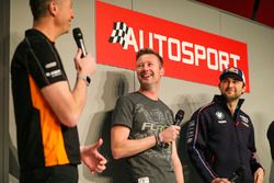 Gordon Shedden, Matt Neal, Andrew Jordan, Colin Turkington and Ashley Sutton talk to Henry Hope-Fros