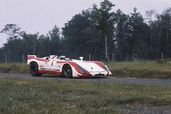 Jo Siffert, Brian Redman, Porsche 908/02