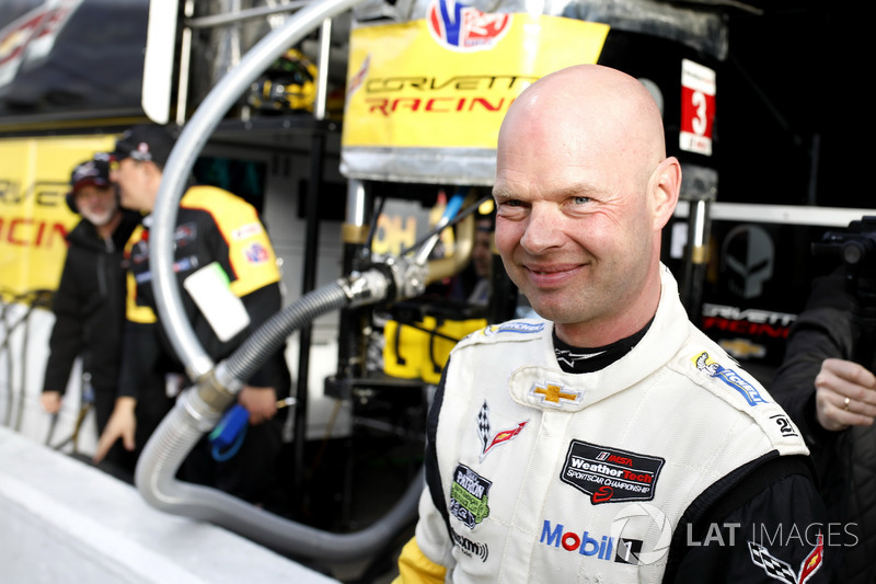 Бывшие пилоты Формулы 1: Ян Магнуссен