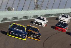 Brandon Jones, Richard Childress Racing Chevrolet and Brendan Gaughan, Richard Childress Racing Chev