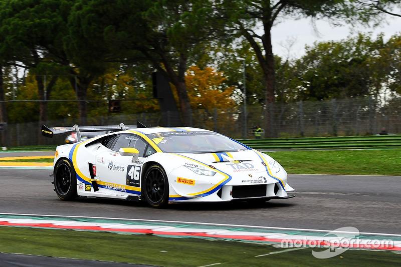 #46 VS Racing: Liang Jiatong, Christopher Dreyspring