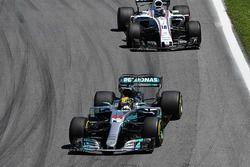 Lewis Hamilton, Mercedes-Benz F1 W08