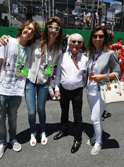Bernie Ecclestone, guests