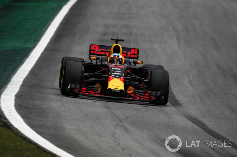 4 місце — Даніель Ріккардо, Red Bull — 210