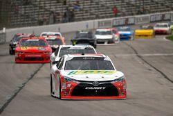 Ryan Preece, Joe Gibbs Racing, Toyota Camry Ruud/RTP