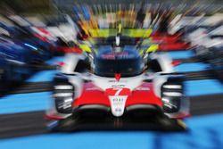 #7 Toyota Gazoo Racing Toyota TS050