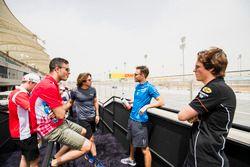 Antonio Fuoco, Charouz Racing System, Roberto Merhi, MP Motorsport, Luca Ghiotto, Campos Vexatec Racing, Ralph Boschung, MP Motorsport