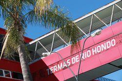 Fahrerlager in Termas de Rio Hondo