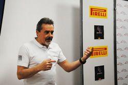 Pirelli'nin Formula Medicine'da organize ettiği
