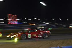 #82 Risi Competizione Ferrari 488 GT3, GTD: Ricardo Perez de Lara, Martin Fuentes, Santiago Creel, Miguel Molina, Matt Griffin