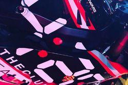 Livrea 2018, Forward Racing