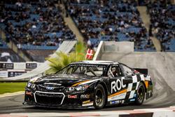 Tom Kristensen of Team Nordic driving the Whelen NASCAR