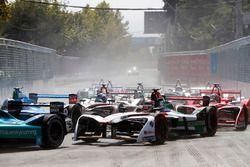 Oliver Turvey, NIO Formula E Team Nicolas Prost, Renault e.Dams and. Lucas di Grassi, Audi Sport ABT Schaeffler
