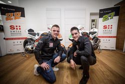 Sam Lowes e Iker Lecuona, Swiss Innovative Investors