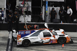 #54 CORE autosport ORECA LMP2, P: Jon Bennett, Colin Braun, Romain Dumas, Loic Duval