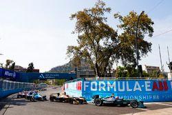 Nelson Piquet Jr., Jaguar Racing ve Andre Lotterer, Techeetah