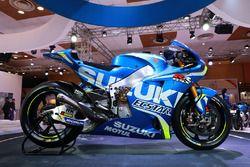 Moto de Alex Rins, Team Suzuki MotoGP