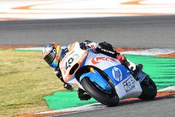 Héctor Barberá, Pons Team, Test Moto2 Valencia