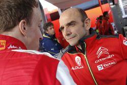 Pierre Budar, Directeur de Citroën Racing, Kris Meeke, Citroën World Rally Team