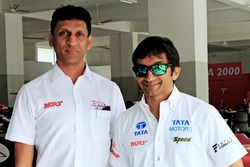 Anand Jayachandran, Narain Karthikeyan