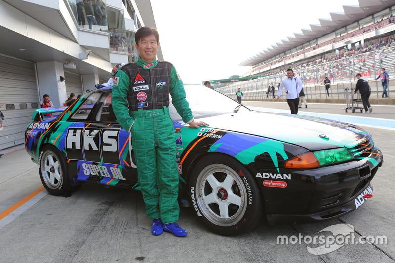Осаму Хагивара, HKS Skyline (R32 Skyline GT-R 1993 group A)