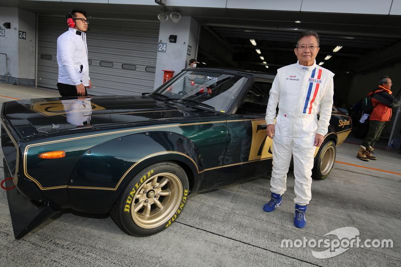 Такахаши Кунимото, Skyline 2000 GT-R Racing Concept