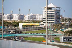 The Formula 2 drivers' parade