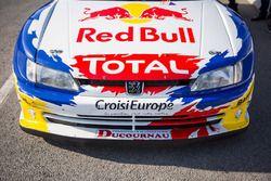 Peugeot 306 Maxi, Sébastien Loeb Racing detalle frontal