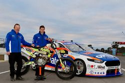 Todd Hazelwood, Matt Stone Racing, Russell Hazelwood