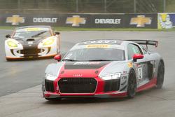 #2 M1 GT Racing Audi R8 LMS GT4: Jason Bell