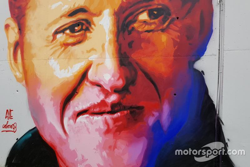 Свидетельство тому – вот этот портрет Михаэля Шумахера