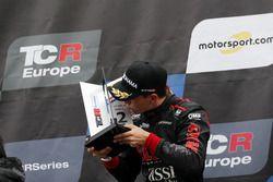 Podyum: Attila Tassi, Hell Energy Racing with KCMG Honda Civic Type R TCR