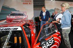 Hans-Joachim Stuck and BMW M1