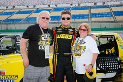 Cody Coughlin, GMS Racing, Chevrolet Silverado Jeg's.com and guests