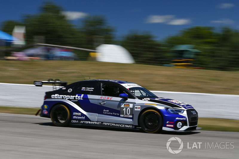 10 eEuroparts com Racing, Audi RS3 LMS TCR, TCR: Lee Carpentier