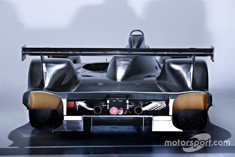 Автомобиль Porsche LMP2000