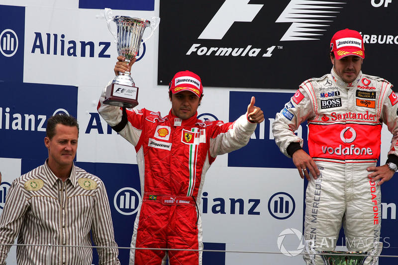 Europa, 2007- Lucha con Alonso